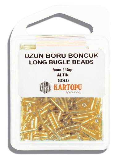 Kartopu 9 mm Glass Long Bugle 15 gr - 05.101