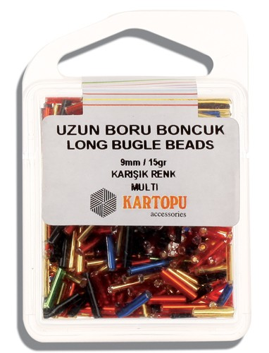 Kartopu 9 mm Glass Long Bugle 15 gr - 05.106
