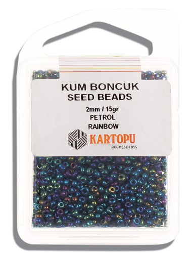Kartopu 2 mm Glass Seed 15 gr - 07.119