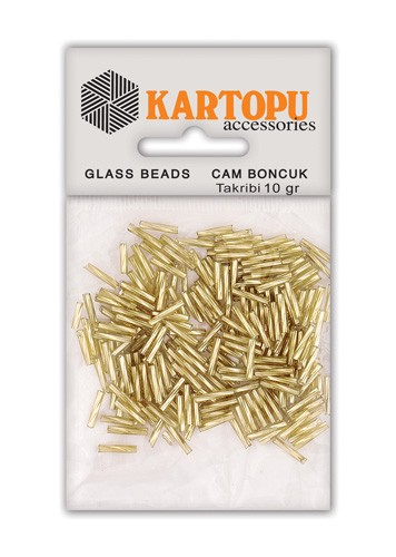 Kartopu Glass Bead Twist - CB1
