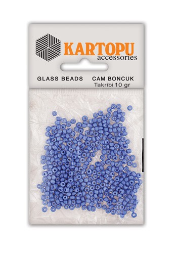 Kartopu Glass Bead Opak - CB2