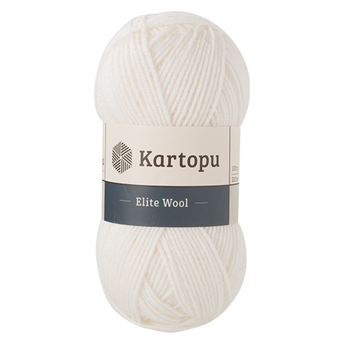 Kartopu Elite Wool - K010