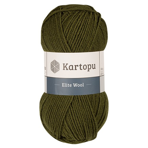 Kartopu Elite Wool - K410