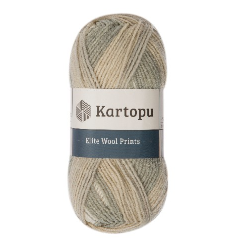 Kartopu Elite Wool Prints - H1911
