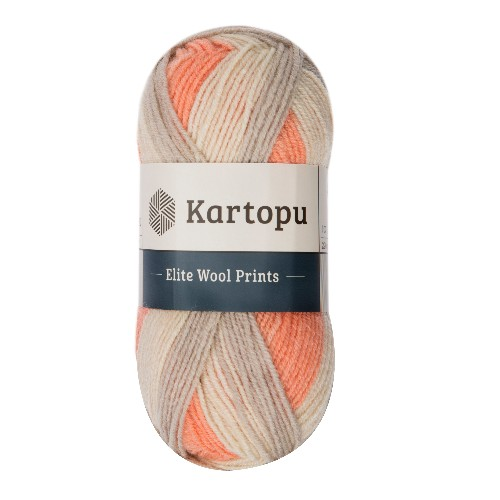 Kartopu Elite Wool Prints - H1914