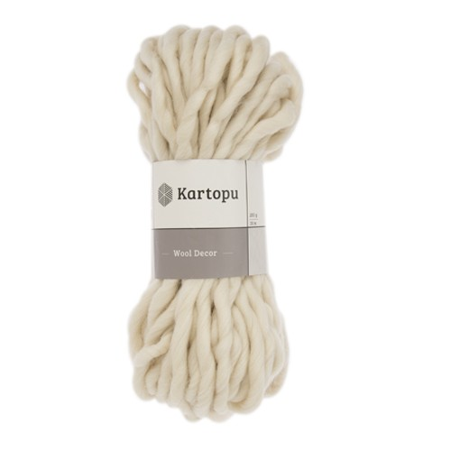 Kartopu Wool Decor - K1073