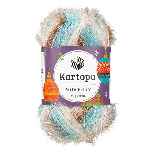 Kartopu Party Prints - H2223