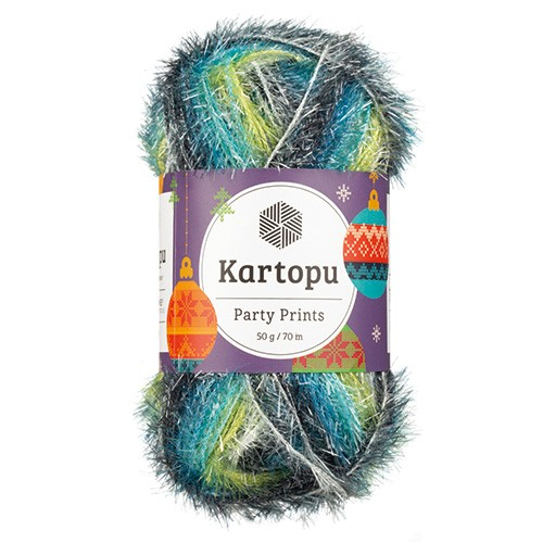 Kartopu Party Prints - H2224
