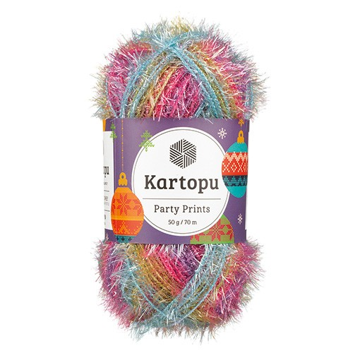 Kartopu Party Prints - H2230
