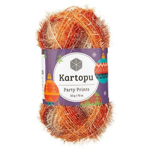 Kartopu Party Prints - H2232