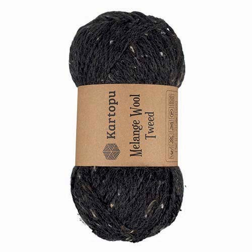 Kartopu Melange Wool Tweed - M1414