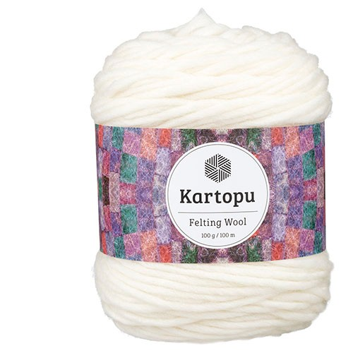 Kartopu Felting Wool - K1024
