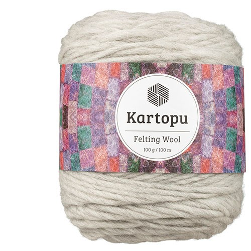 Kartopu Felting Wool - K1009