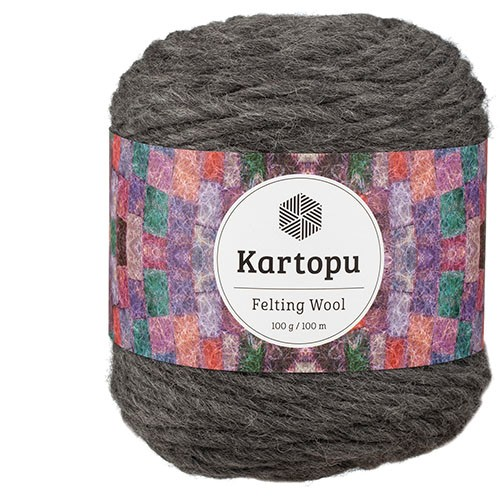 Kartopu Felting Wool - K1012