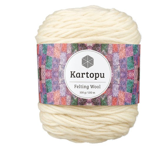 Kartopu Felting Wool - K1027