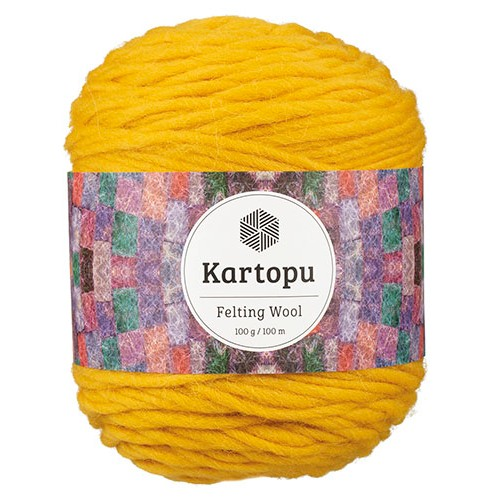 Kartopu Felting Wool - K1214