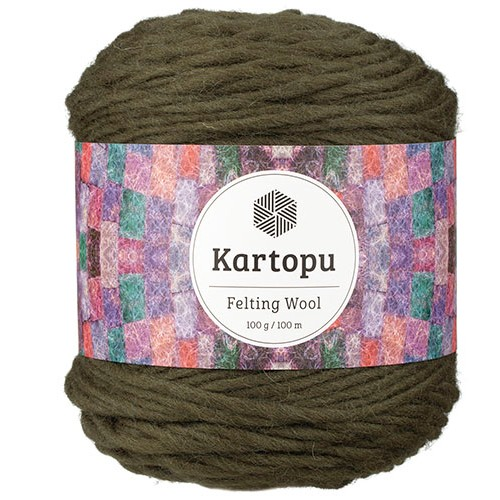 Kartopu Felting Wool - K1403