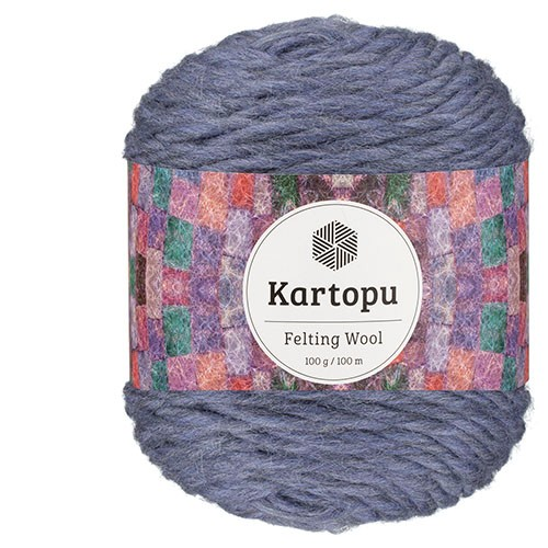 Kartopu Felting Wool - K1535