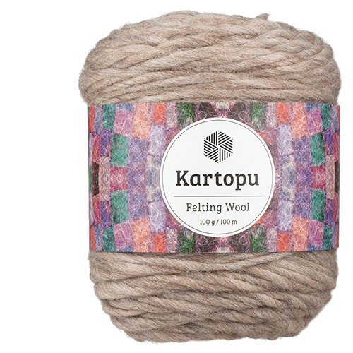 Kartopu Felting Wool - K1893