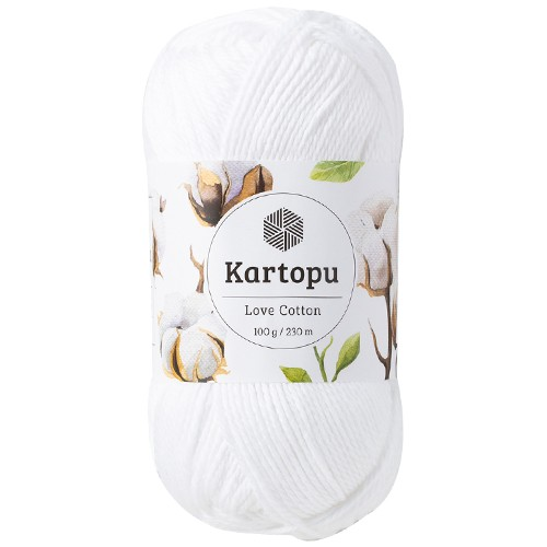 Kartopu Love Cotton - K010