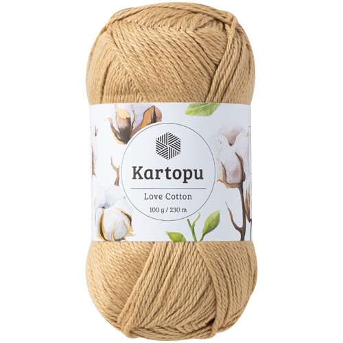 Kartopu Love Cotton - K837