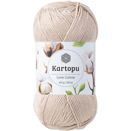Kartopu Love Cotton - K855