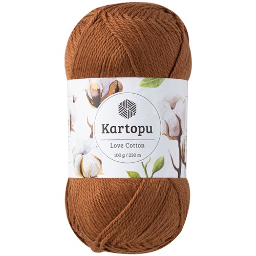 Kartopu Love Cotton - K882