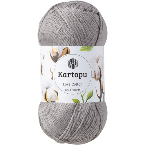 Kartopu Love Cotton - K1001