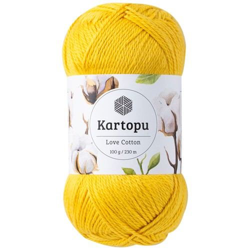 Kartopu Love Cotton - K1321