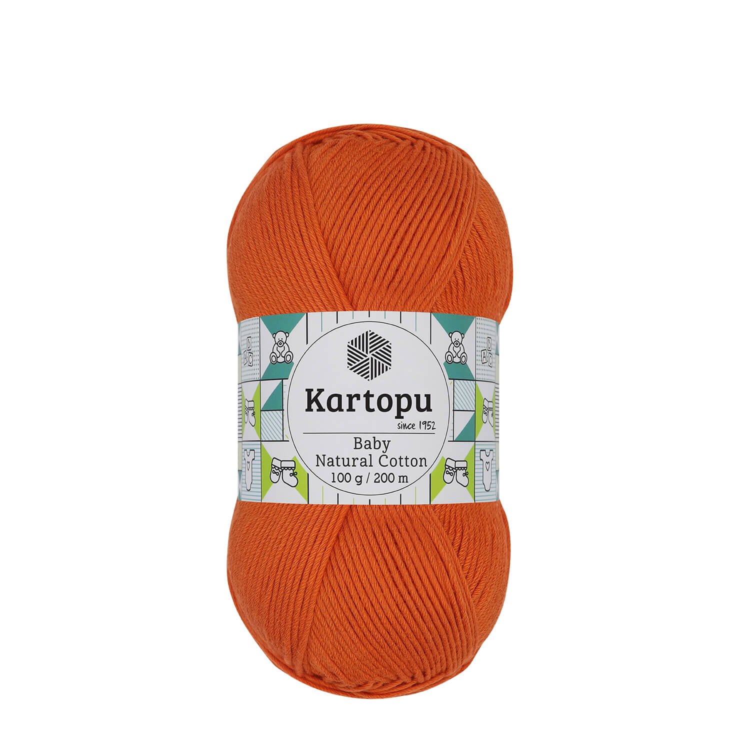 Baby Natural Cotton K202