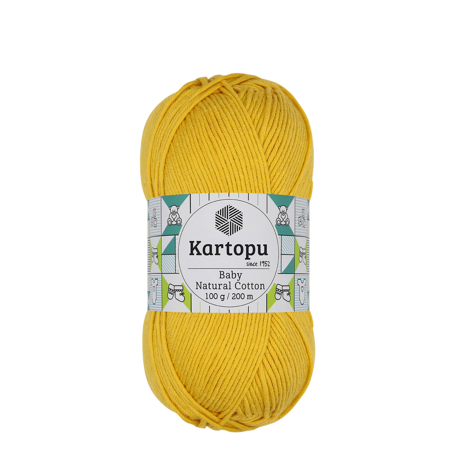 Baby Natural Cotton K318