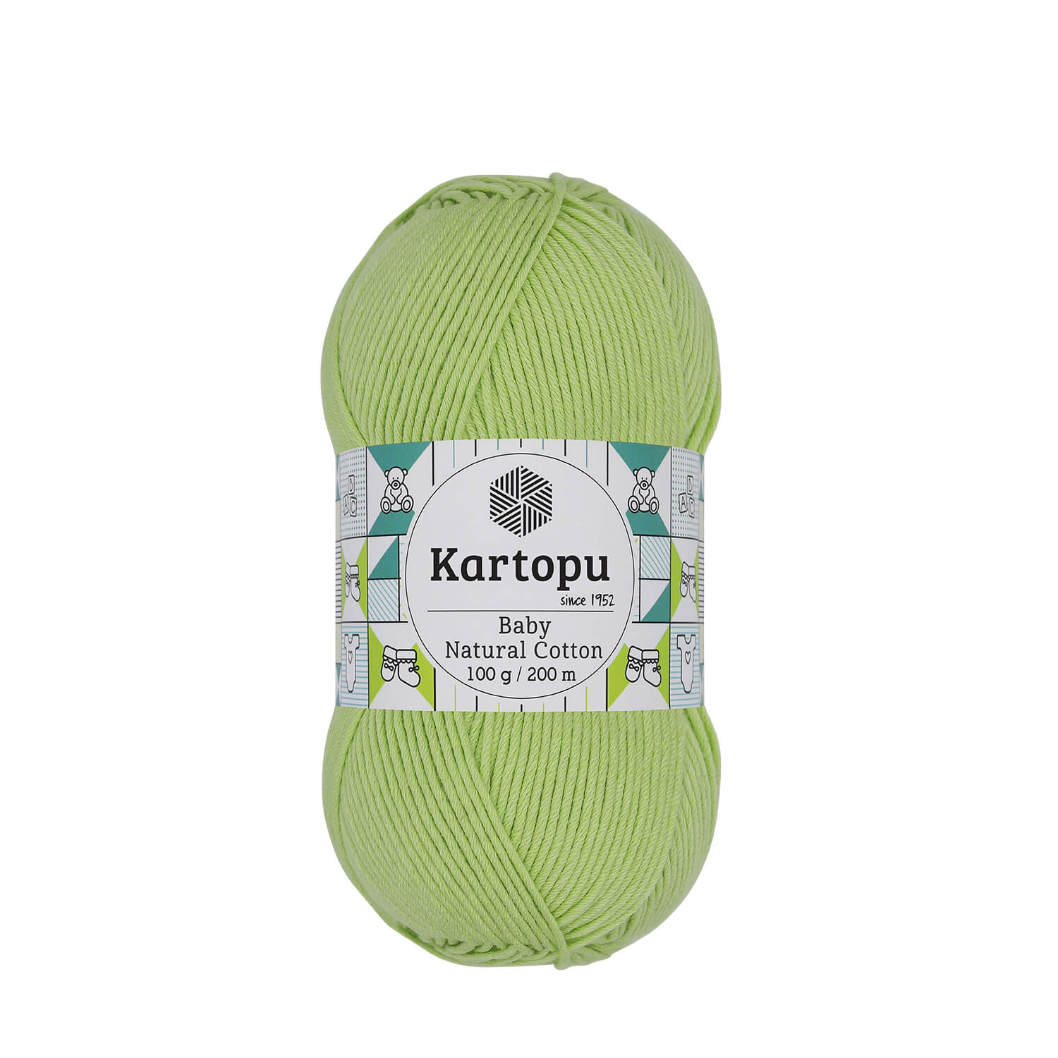 Baby Natural Cotton K389