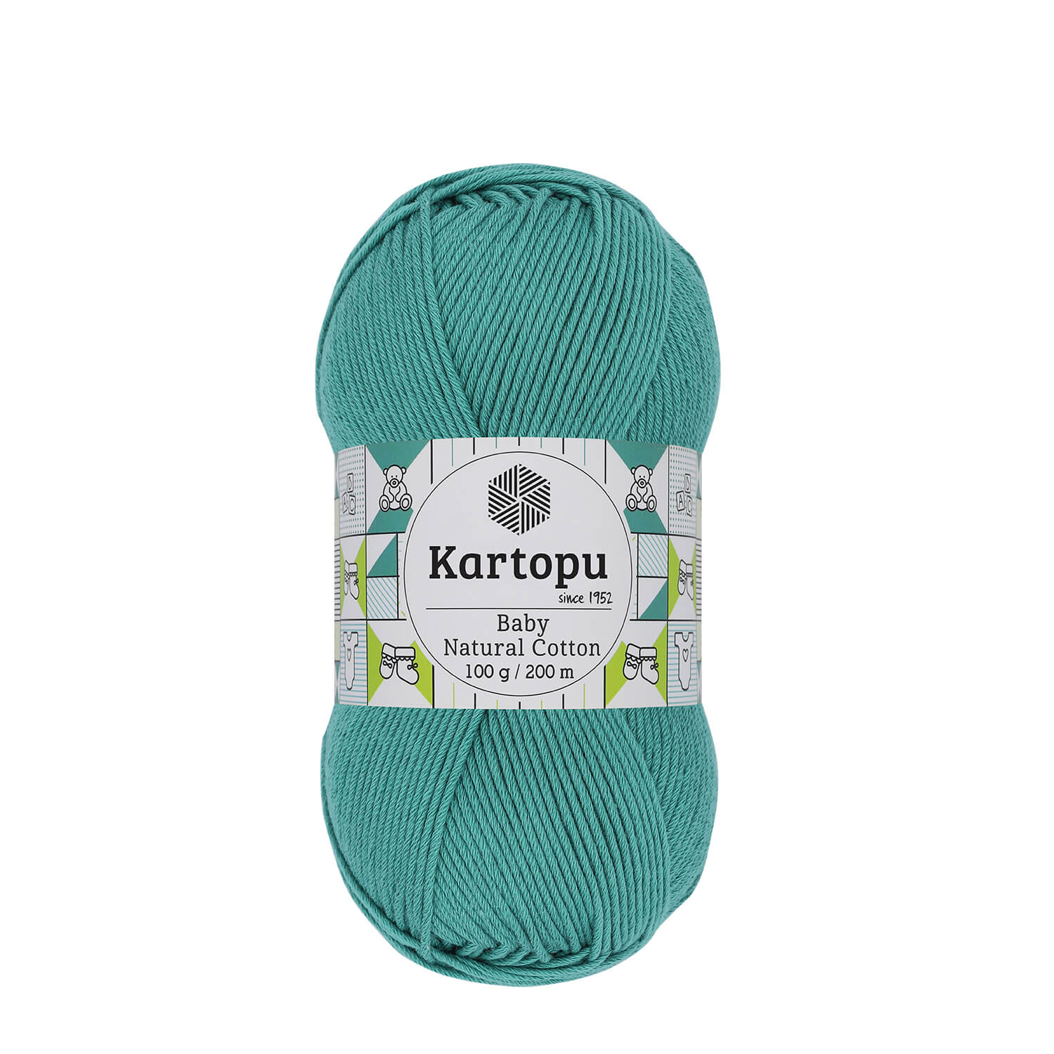 Baby Natural Cotton K418