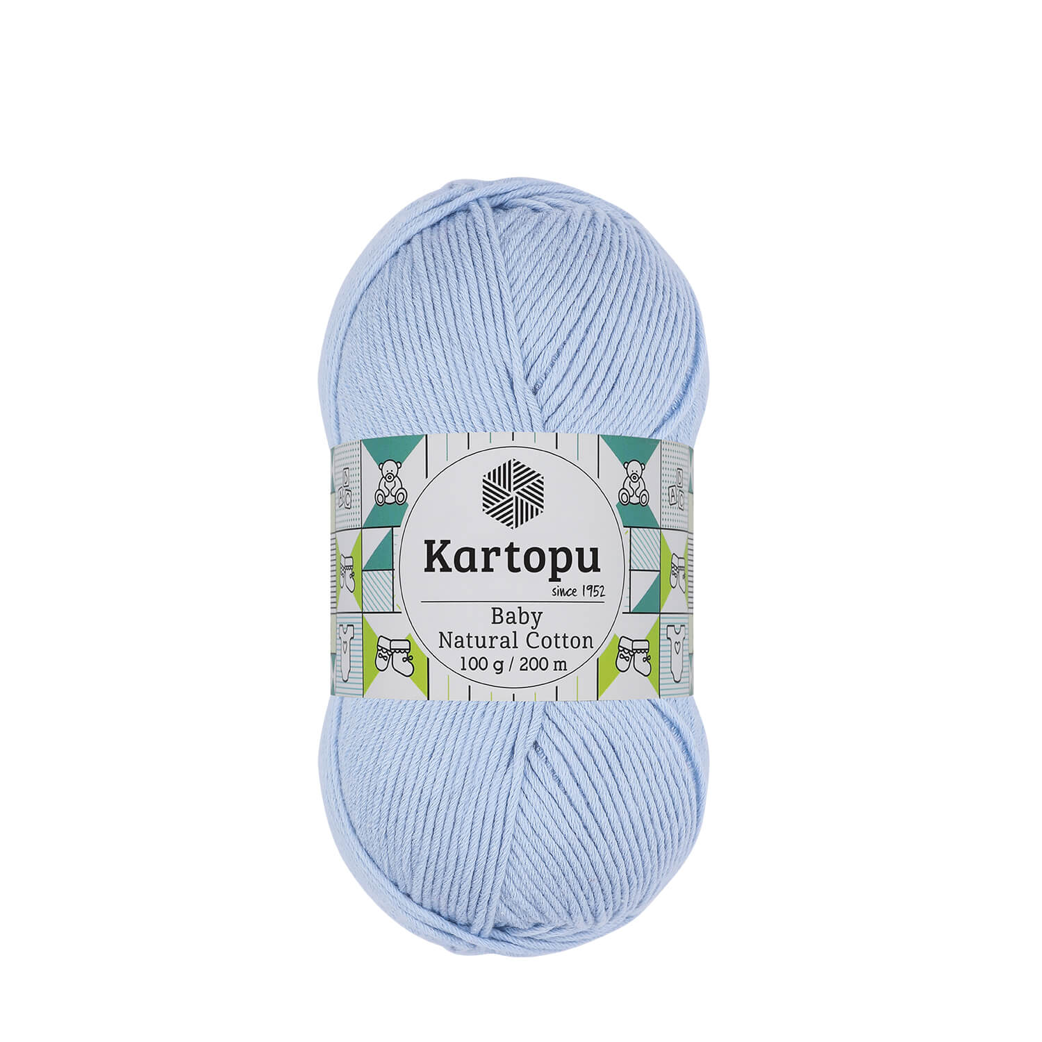 Baby Natural Cotton K544