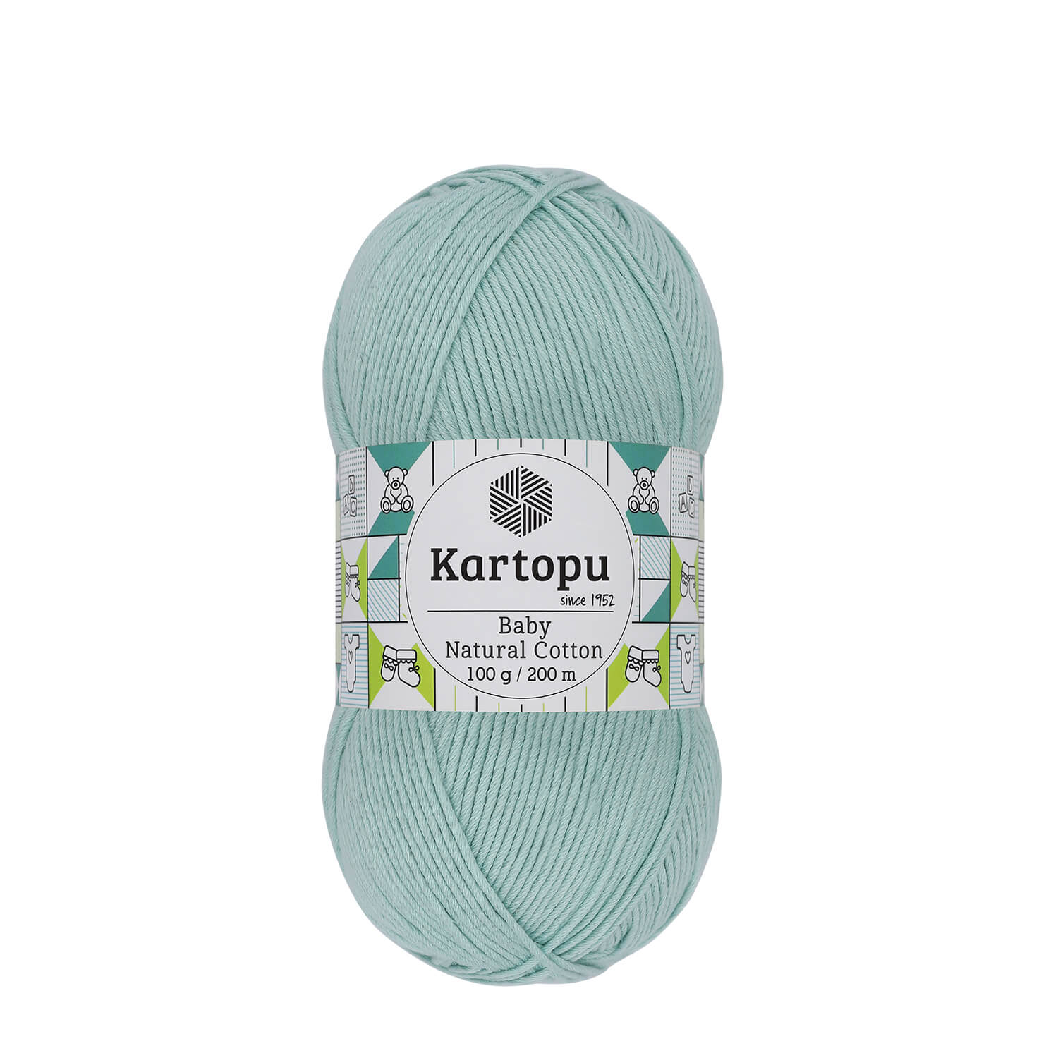 Baby Natural Cotton K547
