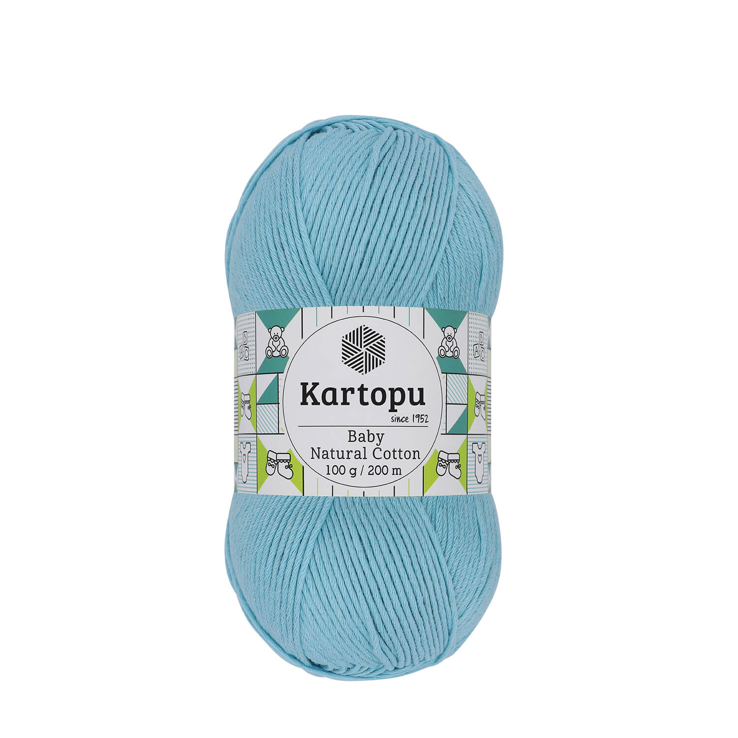 Baby Natural Cotton K551